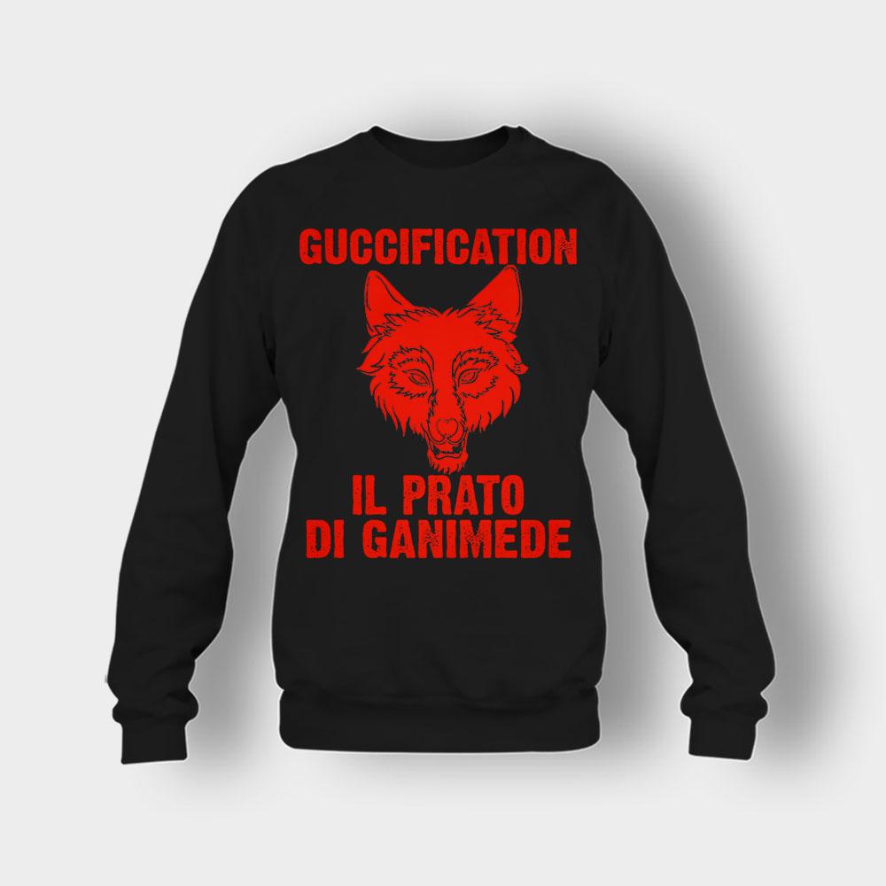 Authentic Gucci Classic Crewneck Sweatshirt