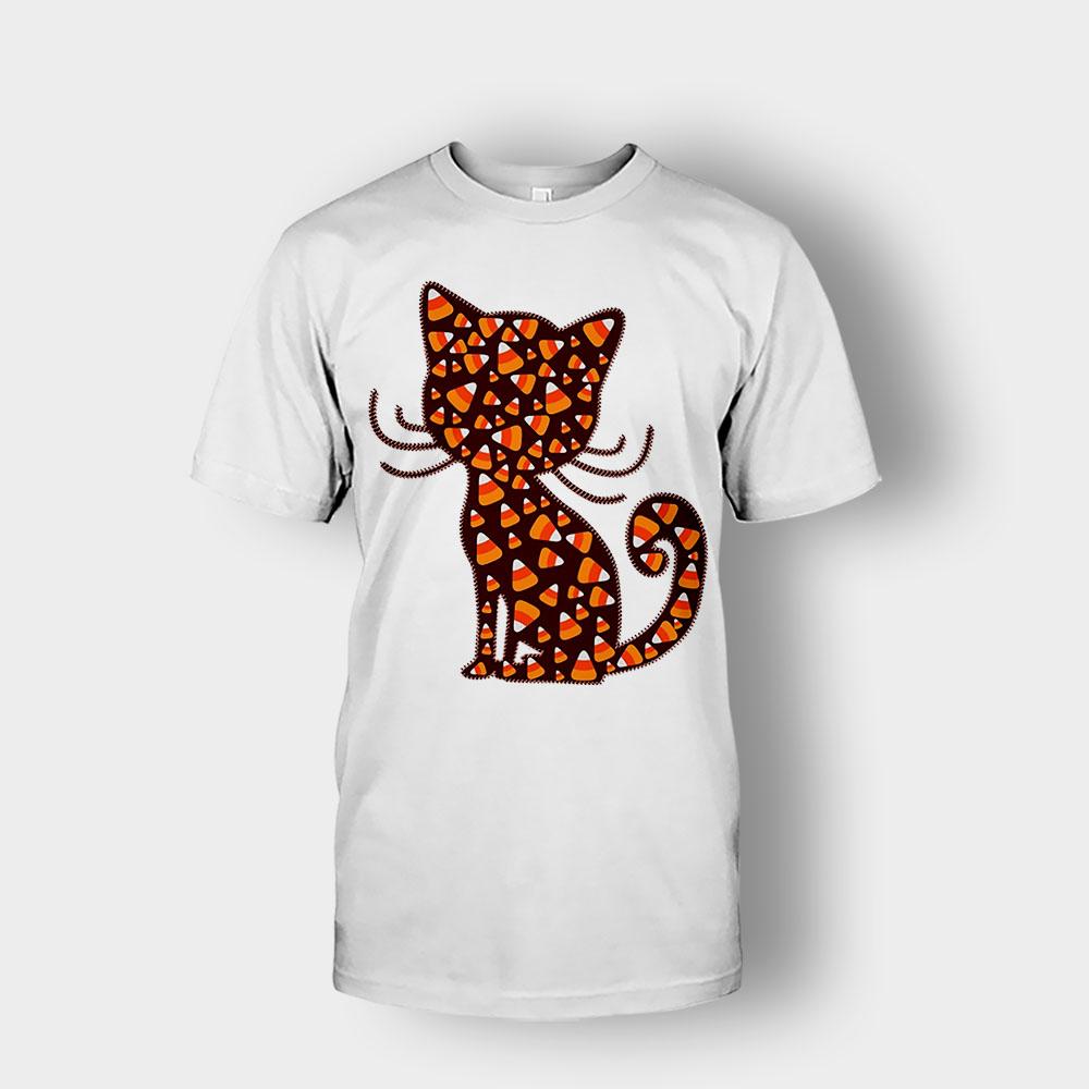 Cat Halloween Pumpkin Unisex T-Shirt