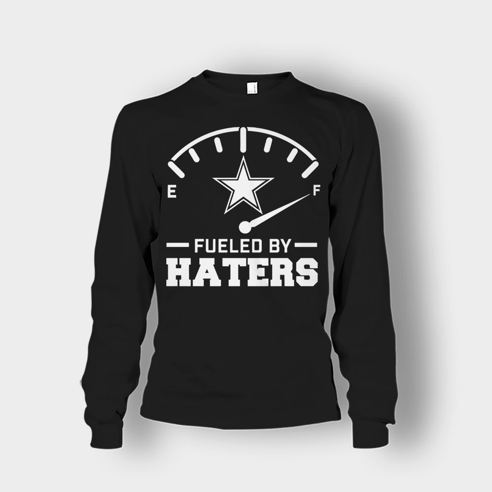 Dallas Cowboys Fueled By Haters Dem Boyz Dak Zeke Amari Cooper Unisex Long Sleeve