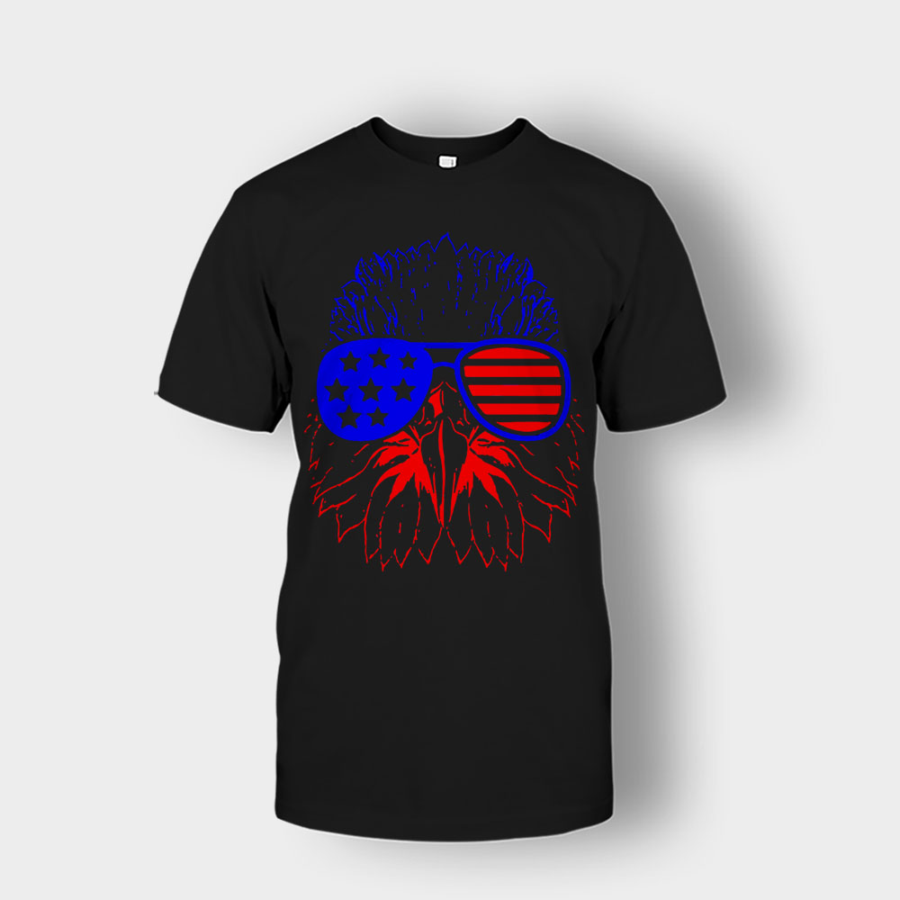 Eagle American Flag 4th Of July Independence Day Patriot Unisex T-Shirt