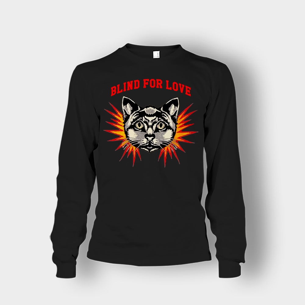 Gucci 2019 Cat Blind For You Unisex Long Sleeve