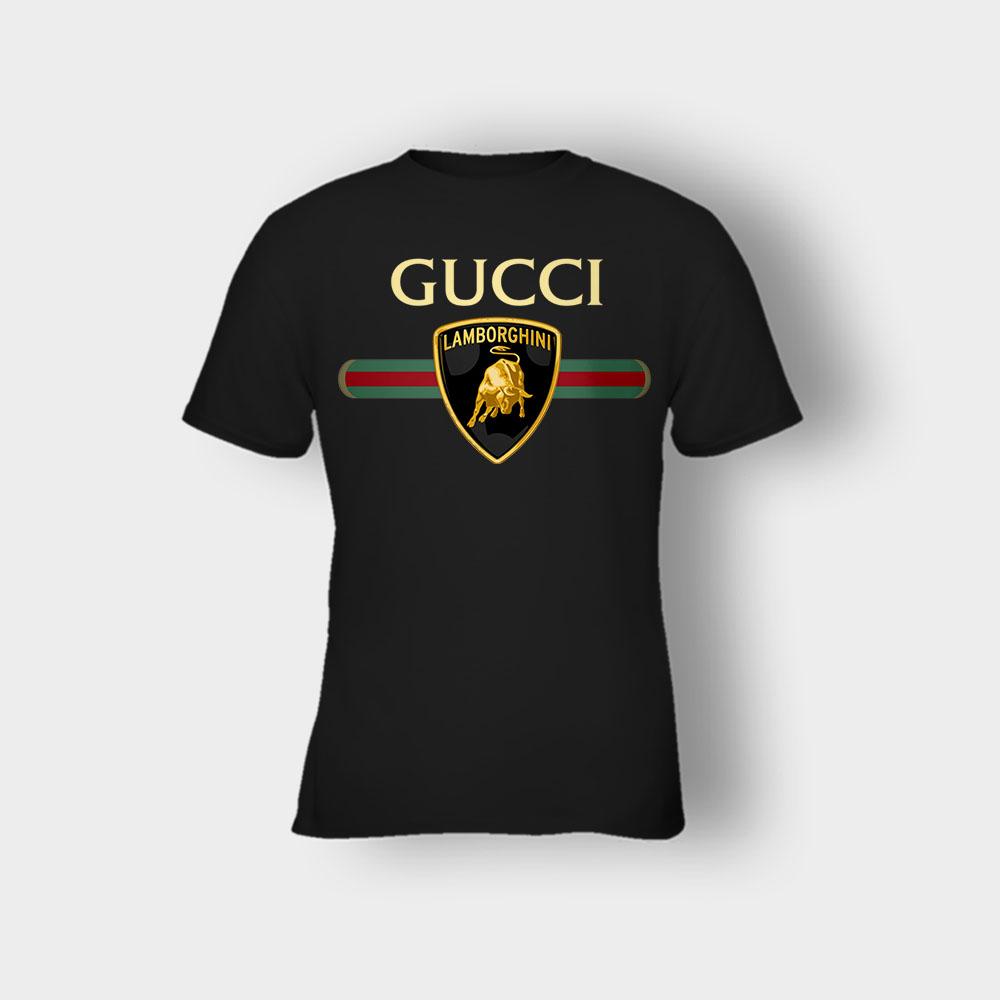 Gucci Lamborghini Kids T-Shirt