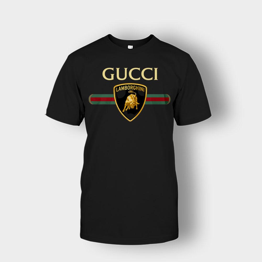 Gucci Lamborghini Unisex T-Shirt