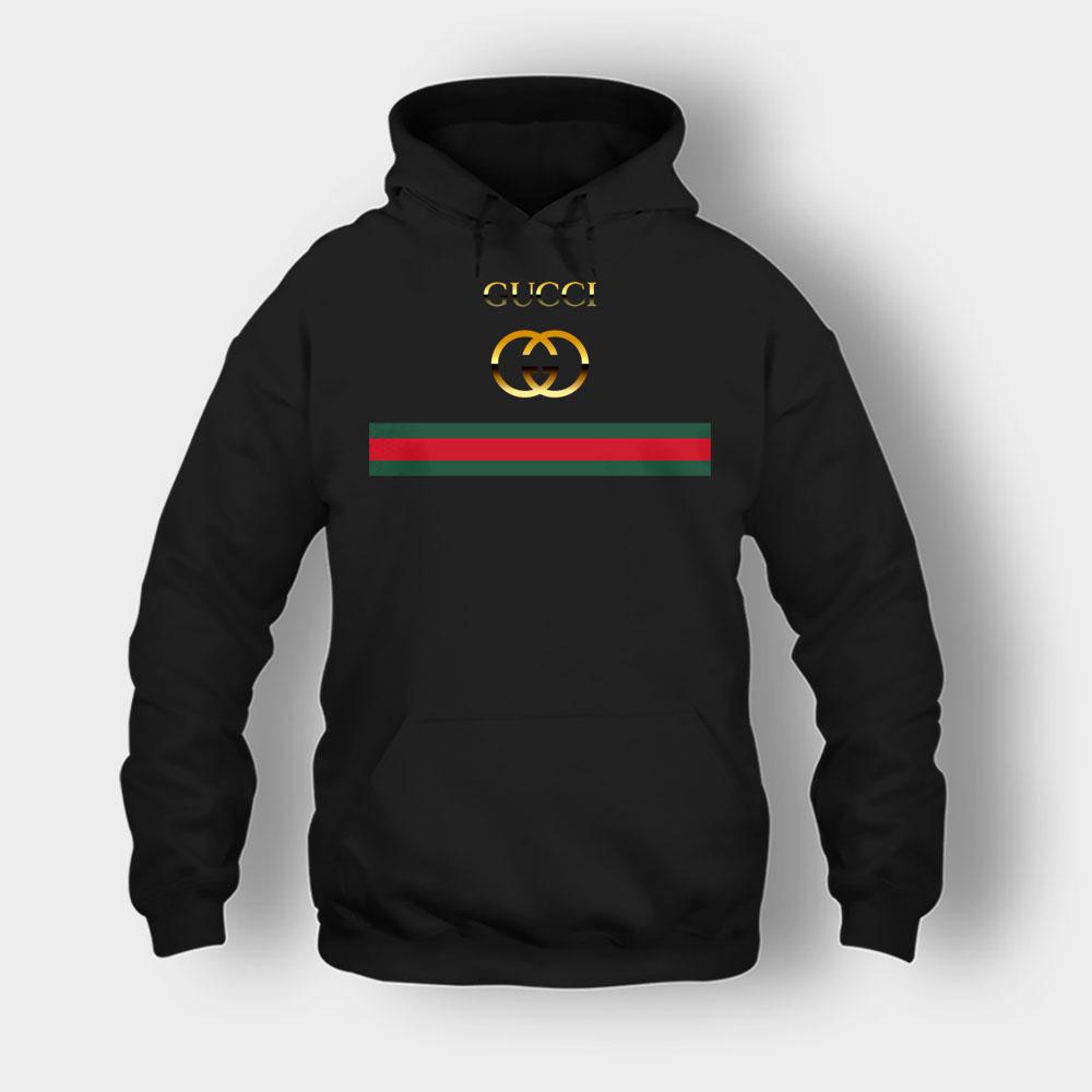 Gucci Logo Vintage Unisex Hoodie