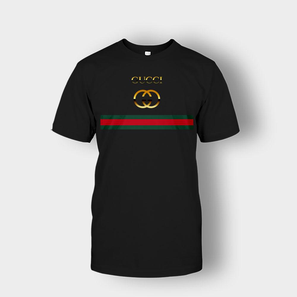 Gucci Logo Vintage Unisex T-Shirt