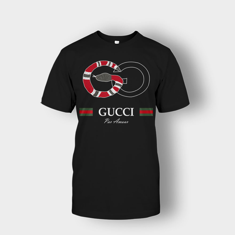 Gucci Snake Classical Unisex T-Shirt