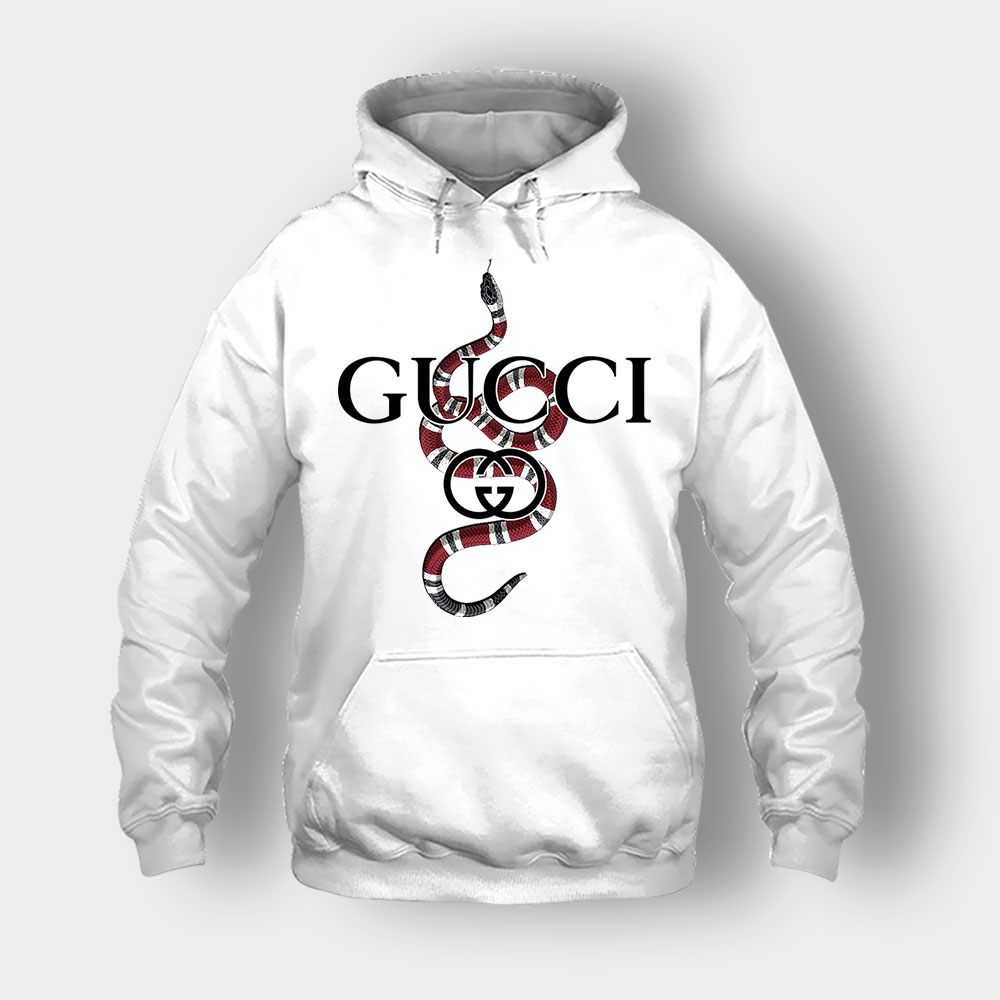 Gucci Snake Gang Inspired Unisex Hoodie
