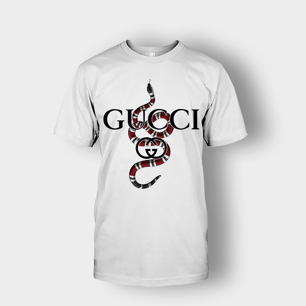 Gucci Snake Gang Inspired Unisex T-Shirt