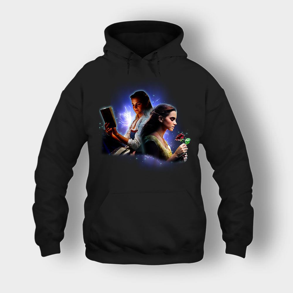 Hermione And Belles Disney Beauty And The Beast Unisex Hoodie