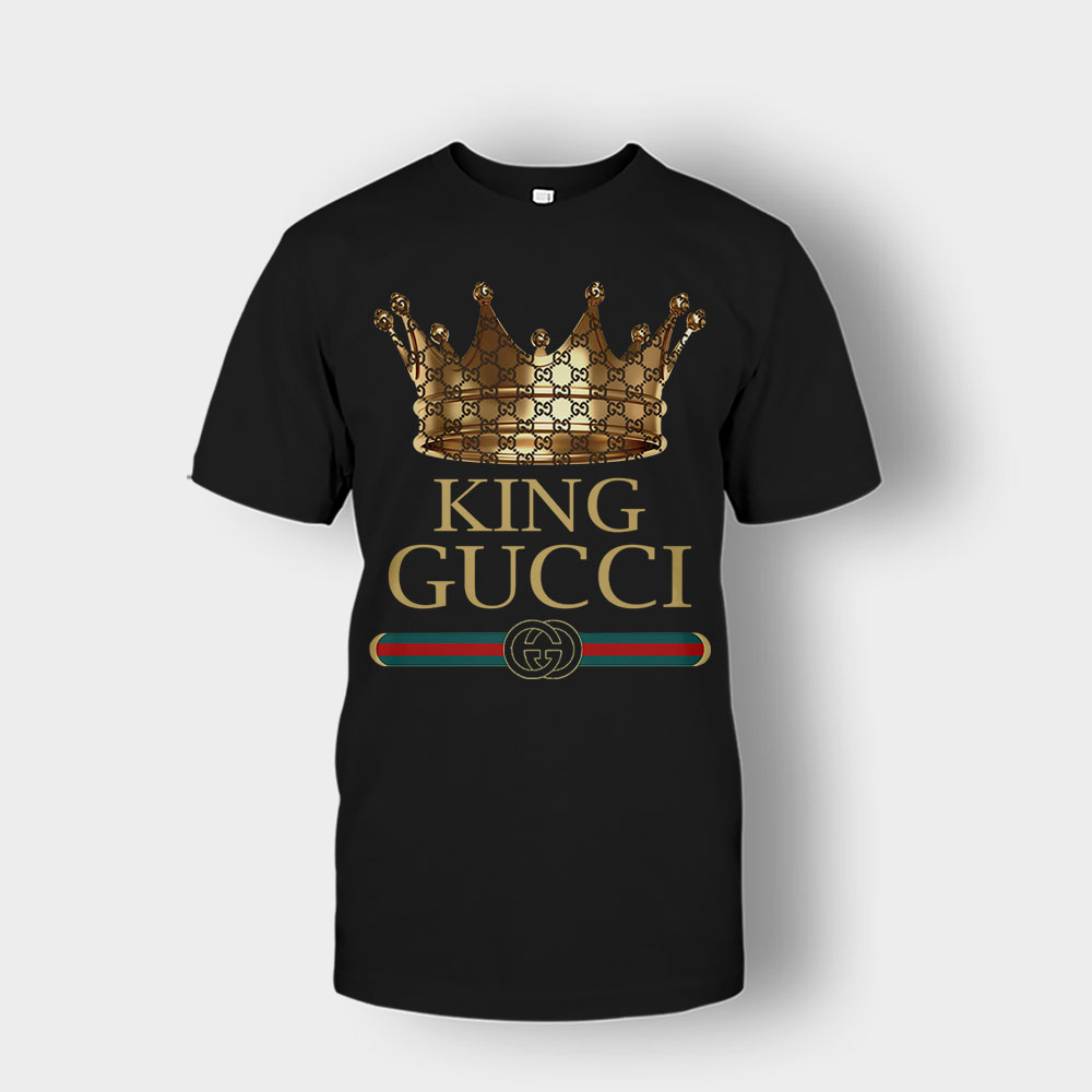 King Gucci Inspired Unisex T-Shirt