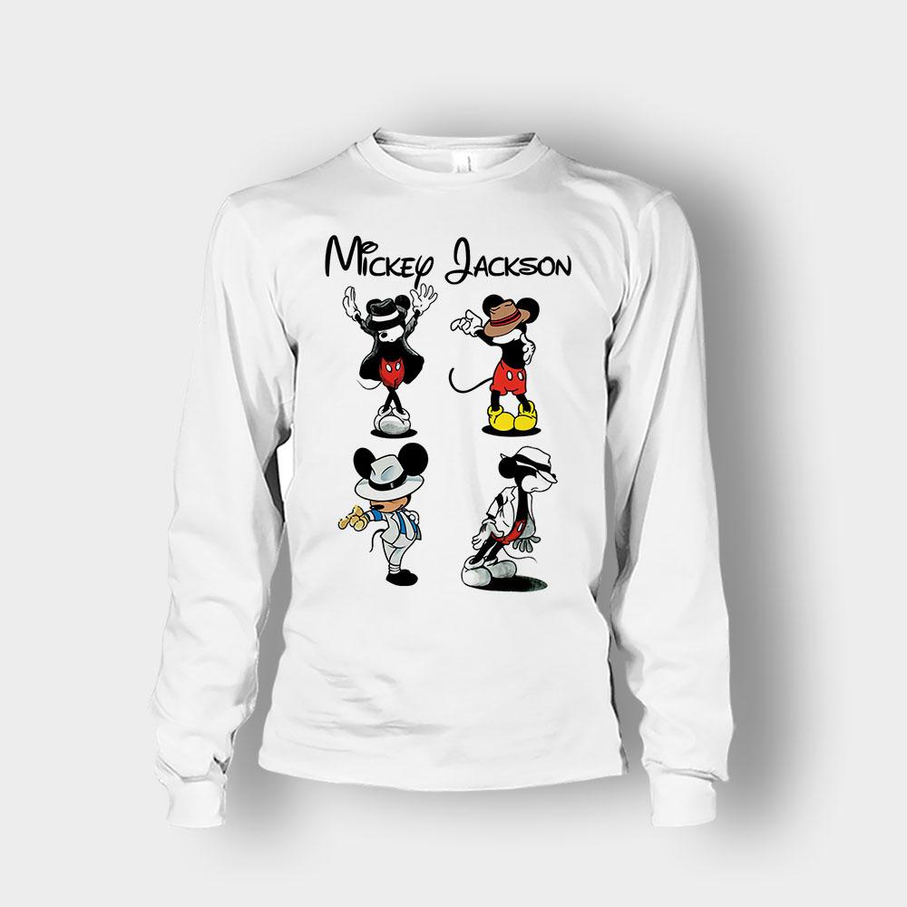 Mickey Jackson Disney Mickey Inspired Unisex Long Sleeve