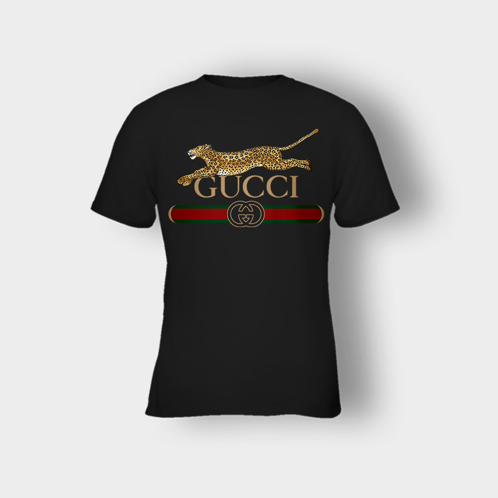 Panther Fashion Gucci Inspired Kids T-Shirt