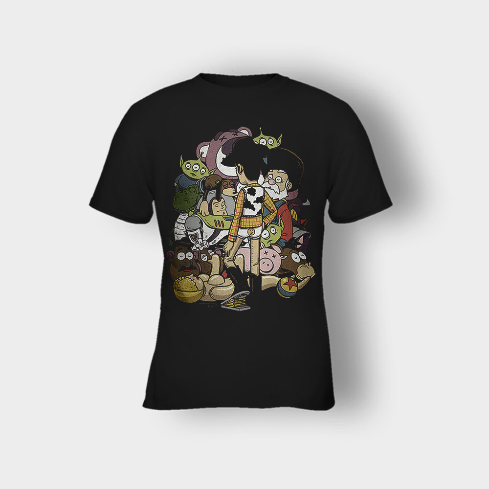 The Toy Maker Disney Toy Story Kids T-Shirt