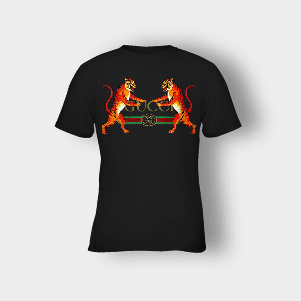 Tiger Gucci Art Inspired Kids T-Shirt
